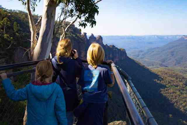 Travel with Meraki - Scenic World - Blue Mountains