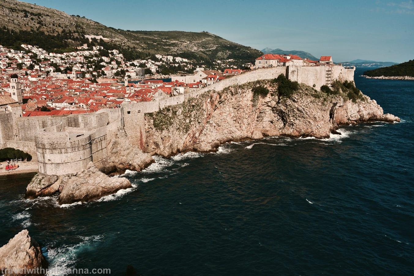 Croatia Dubrovnik Lovrijenac