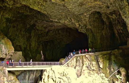 slovenia skocjan cave