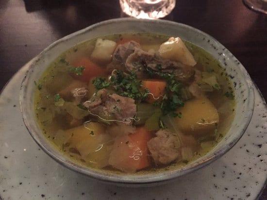 我們全家都很喜歡的肉湯,平價又美味。