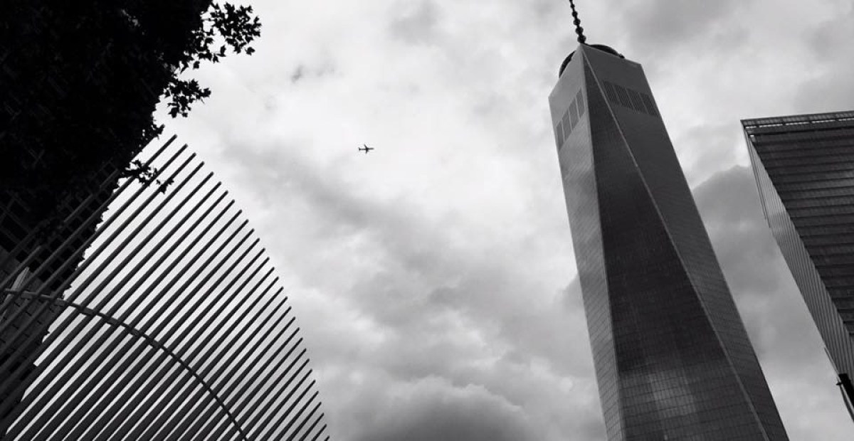 Remembering the Past at the 9/11 Memorial Pools in NYC