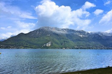 Annecy: the Venice of the Alps