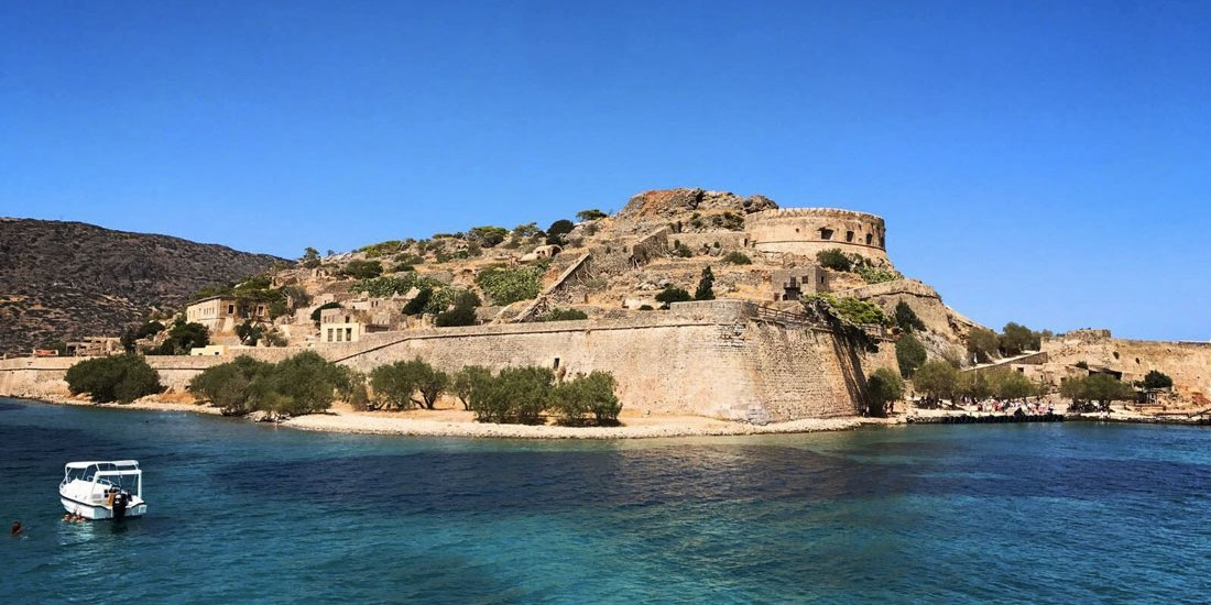 Spinalong Island, Crete: A Step Back in History © Travelwithmk.com