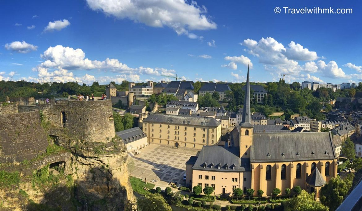 My Luxembourg City – Part II