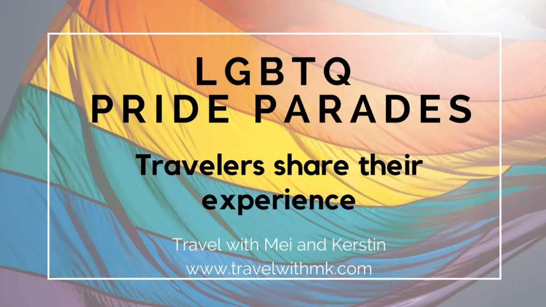 LGBTQ Pride Parades