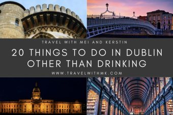 20 Things to do in Dublin other than drinking