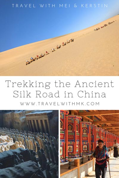 Pin this: Trekking the Ancient Silk Road in China © Travelwithmk.com