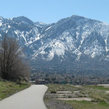 Trails for Strollers or Baby Carriers in Salt Lake City