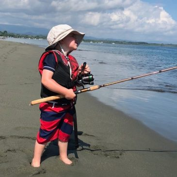 Tips for Fishing (with Kids!) in Central America