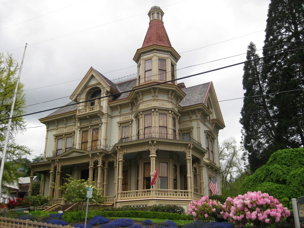 Astoria Flavel House
