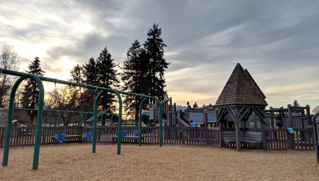 Fort Steilacoom Playground