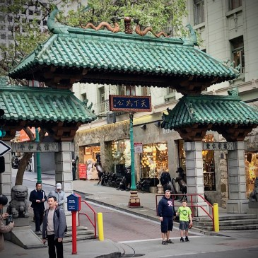 Tips for Visiting San Francisco's Chinatown with Kids