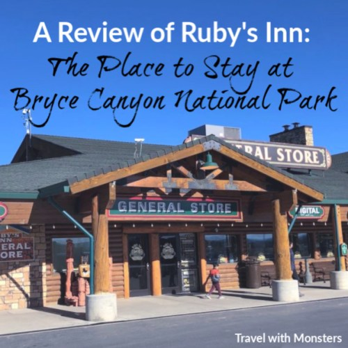 Ruby's Inn Bryce Canyon