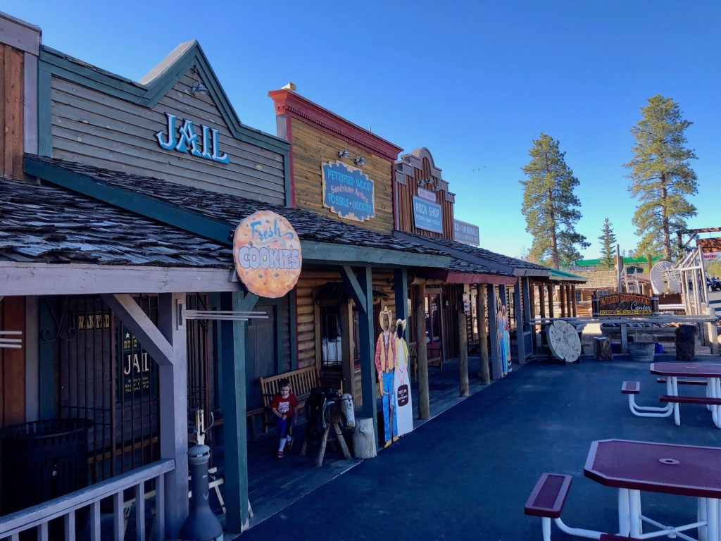 Old West Shops