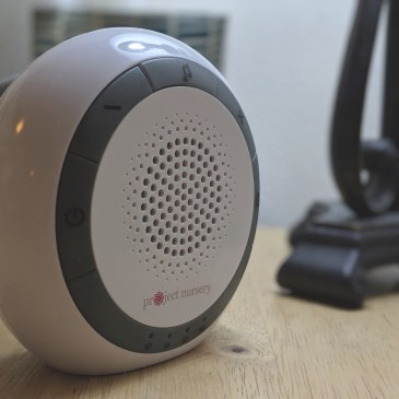 Project Nursery Portable Sound Machine: A Tiny White Noise Machine Perfect for Travel