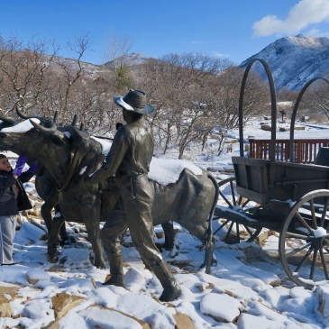Utah's This Is The Place Heritage Park in Winter – Worth It?