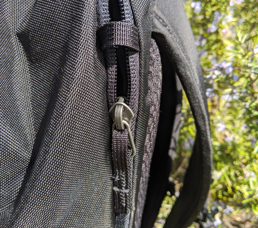 cotopaxi backpack zippers