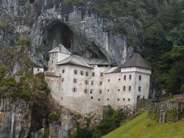 מצודת פרדיאמה בסלובניה