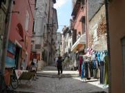 העיירה רוביני, קרואטיה