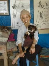 כפר התרנגול, אזור דאלאת, וייטנאם