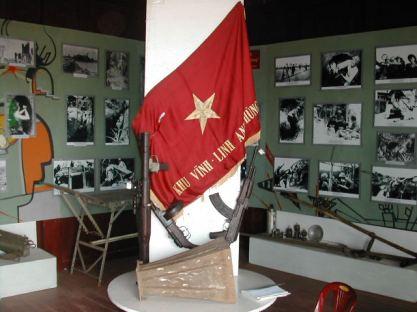 מוזיאון לזכר הוייטקונג באזור המפורז
