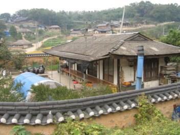 הכפר ינדונג, ליד קיונג'ו
