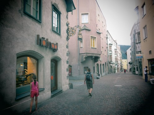 הול אין טירול, אוסטריה (Hall in Tirol)