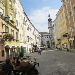 העיר העתיקה בלינץ, אוסטריה
