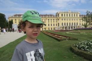 ארמון שנבורן, וינה.