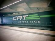 כיצד להגיע מוינה לשדה התעופה? רכבת הקאט