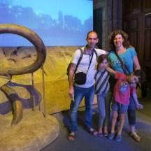 במוזיאון ההסטוריה של הטבע בלונדון