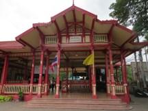 תחנת הרכבת בהואה הין