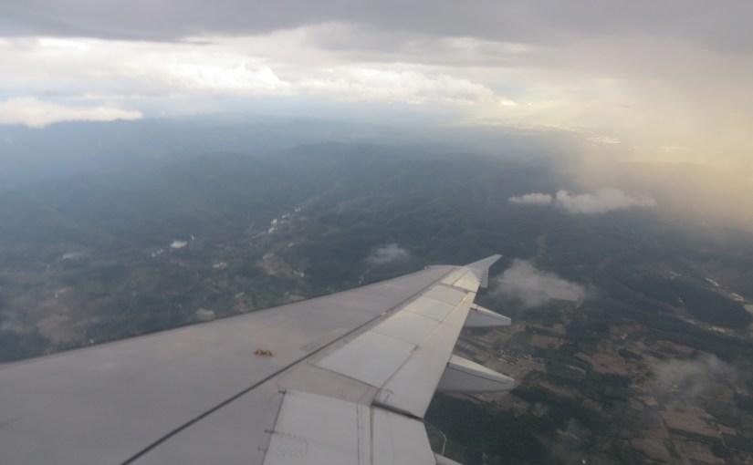 הטיסה לתאילנד, קיץ 2015