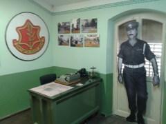 מרכז המבקרים של שרונה