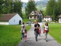 המוזיאון הפתוח באלנברג, שוויץ