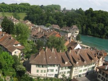 אטרקציות בשוויץ: העיר העתיקה של ברן