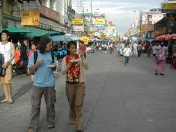 רחוב קאו סאן, בנגקוק
