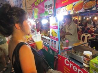 השוק בצ'יאנג מאי