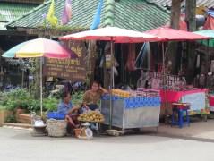הכפר של בני המונג בדוי סוטפ, ליד צצ'יאנג מאי