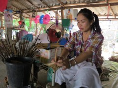 כפרי האמנים ליד צ'יאנג מאי