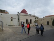 מתחם קבר אבו אברהים בדליית אל כרמל