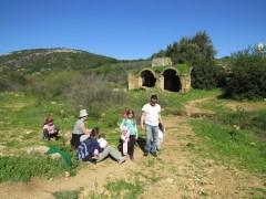 טחנת קמח בנחל צלמון