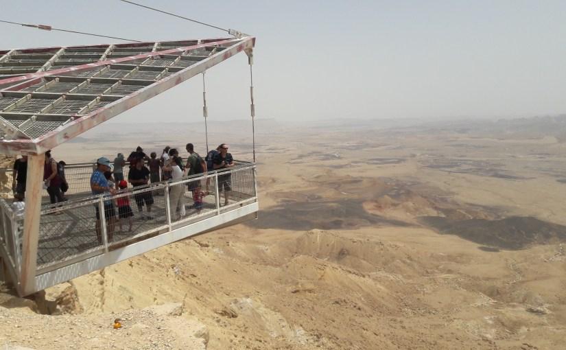 חופשת פסח בהר הנגב