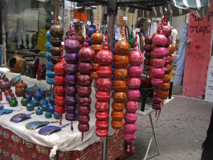השוק הטורקי בעכו העתיקה