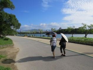 פארק אוהורי בפוקואוקה