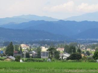 העיירה הוטקה, יפן