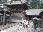 מקדש טושו גו (Toshogu Shrine) בניקו