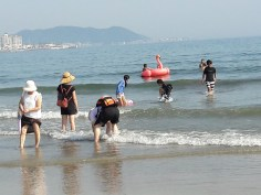 חוף הים בקמאקורה