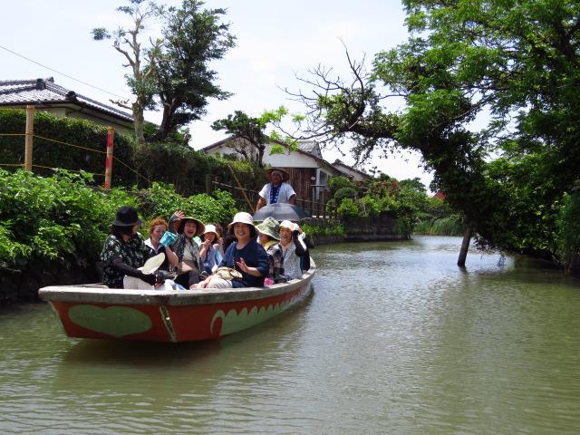 שיט תעלות בינגאווה