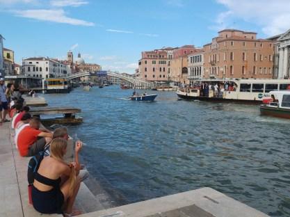 התעלה הגדולה בוונציה